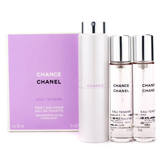 Chanel 13574980206 Chance Eau Tendre Twist and amp; Spray...