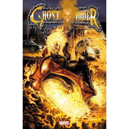 Ghost Rider by Rob Williams 1