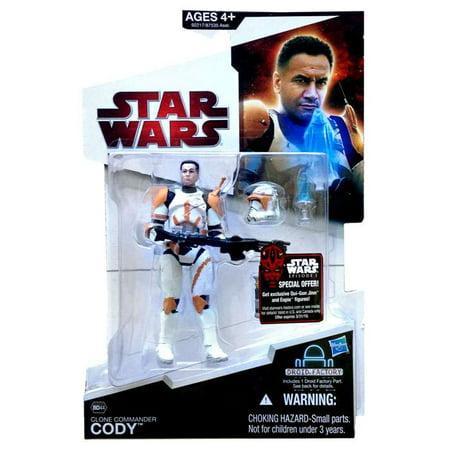 Star Wars Clone Commander Cody Action Figure