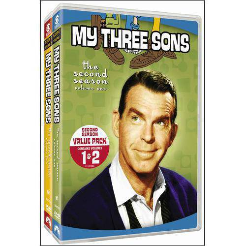My Three Sons: The Second Season (Full Frame)