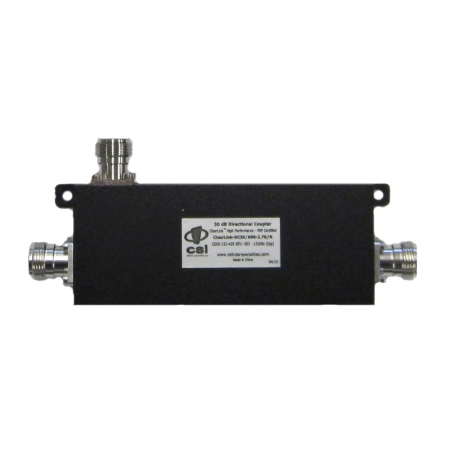 Cellular Specialties - 698-2700 MHz ClearLink 6dB Directional Coupler