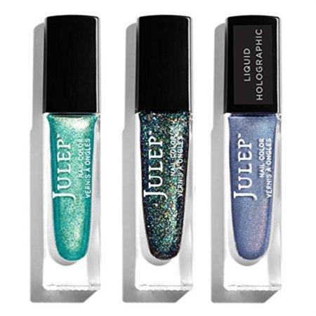 Julep Nail Polish Trio, Out of This World: Tali (It Girl)/Celeste ...