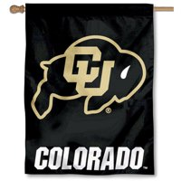 "Colorado CU Buffaloes 30"" x 40"" House Flag and Banner"
