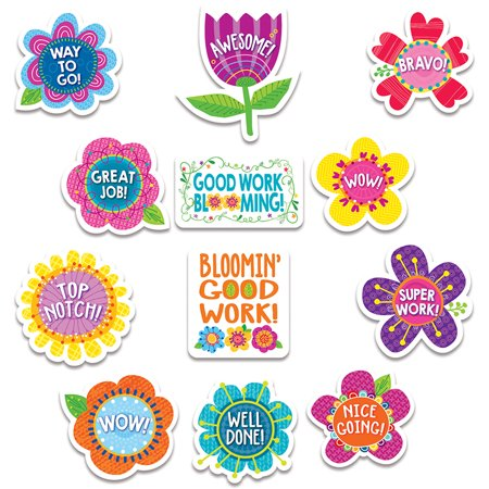 Inbloom Stickers (SPRING BLOOMS REWARD STICKERS)