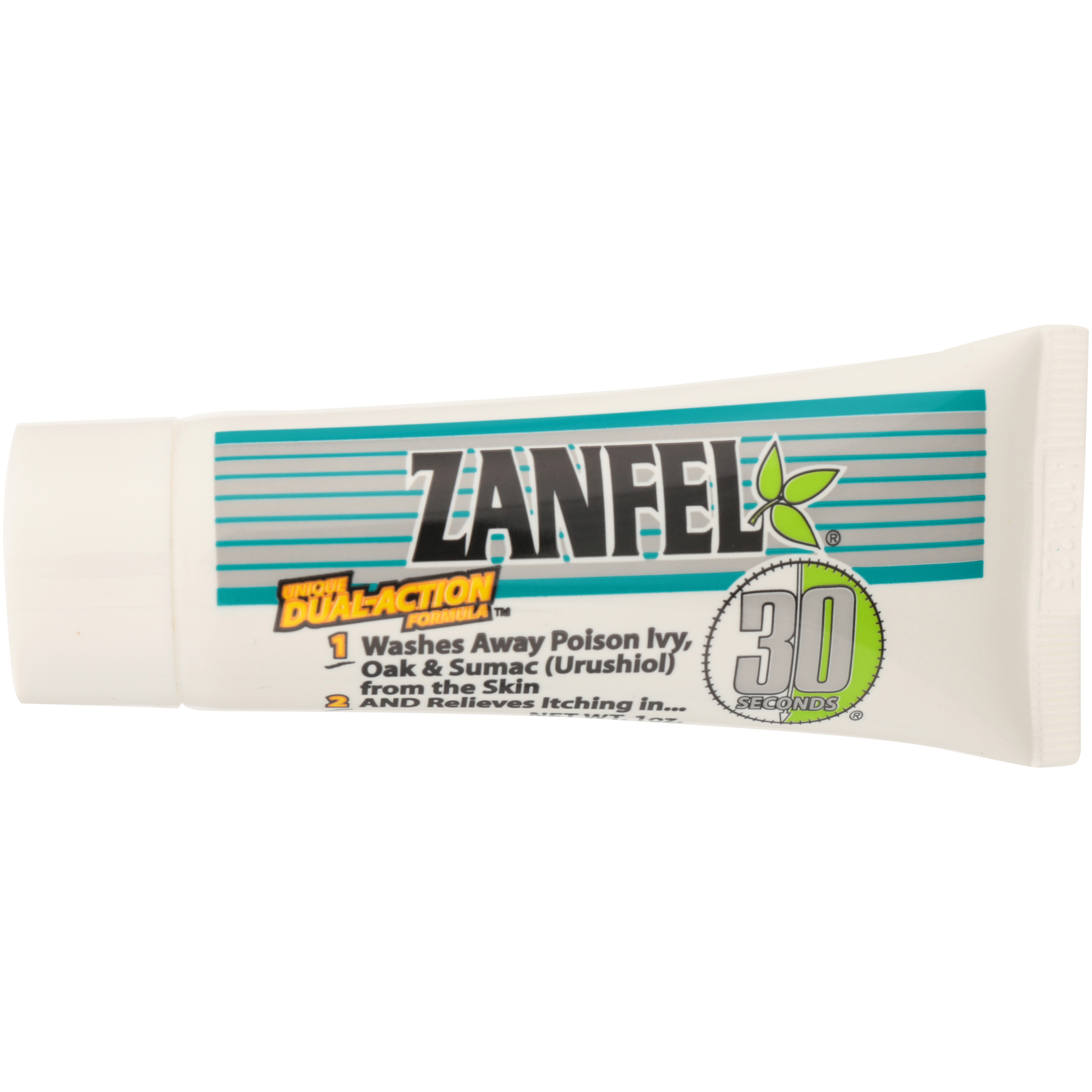Zanfel® Unique Dual-Action™ Cream 1 oz. Plastic Container