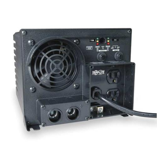 TRIPP LITE APS750 Inverter/Charger, 120VAC, 750W, 2 Outlet