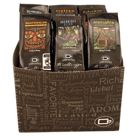 Right Roast Sampler Coffee Gift Basket](Halloween Gift Basket Uk)