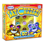 Say Cheese Brainteaser Puzzle