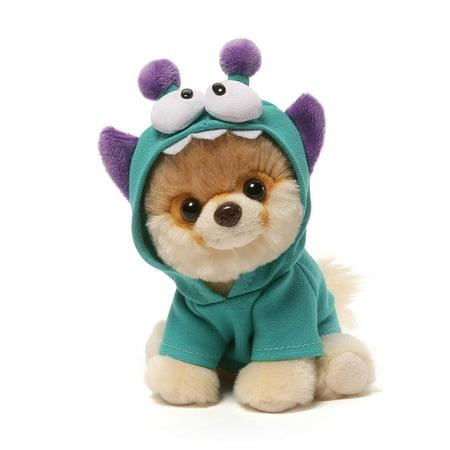 Itty Bitty Boo #034 Monsteroo Dog Stuffed Animal Plush, 5
