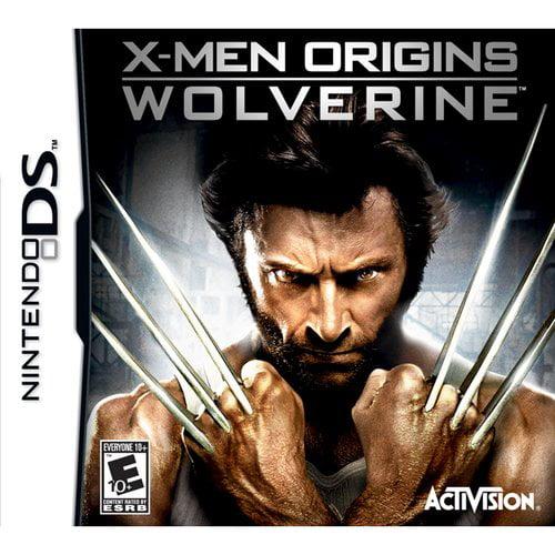 X-Men Origins Wolverine (DS) - Pre-Owned