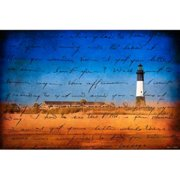 TAF DECOR Tybee Island Lighthouse A Sentimental Journey by Mark Tisdale Photographic Print on Wrapped Canvas