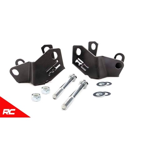 Rough Country Rear Lower Control Arm Skid Plate compatible w/ 2018-2019 Jeep Wrangler JL Armor 10589