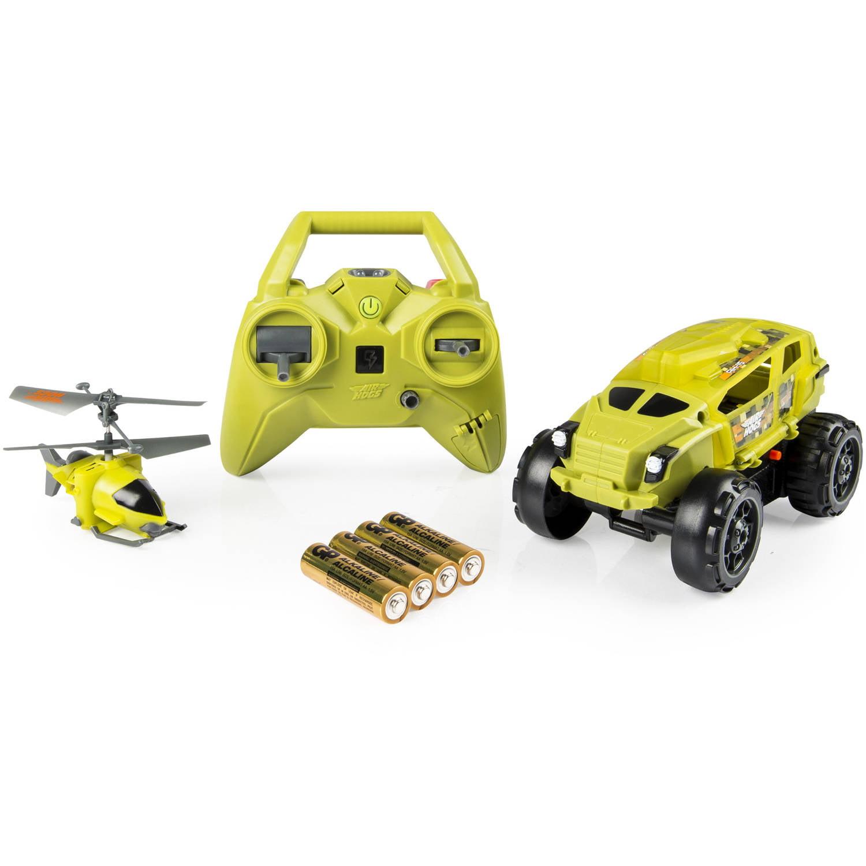 Air Hogs Shadow Launcher Car Copter with Bonus Batteries Walmart