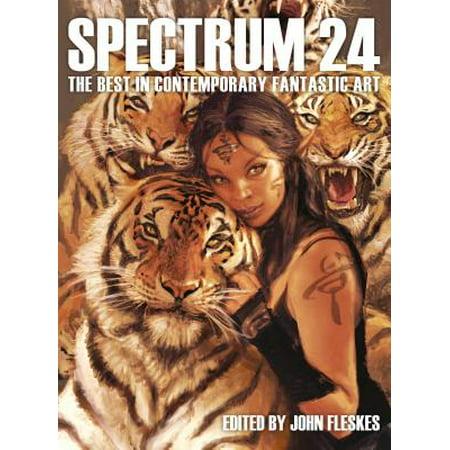 Spectrum 24 : The Best in Contemporary Fantastic