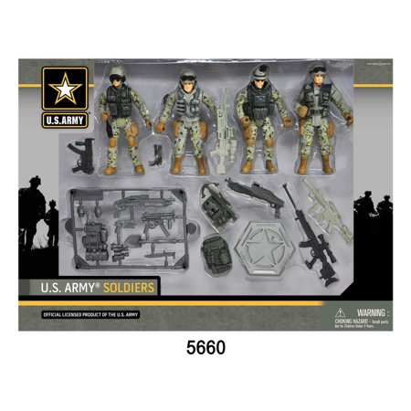 U.S. Army Soldiers Figure (Army Branch)