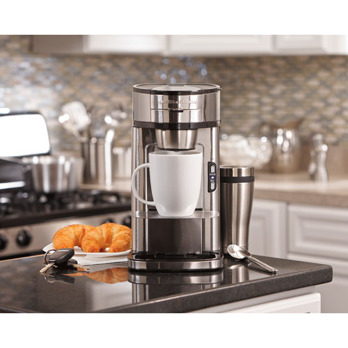 Hamilton Beach The Scoop Single Serve Coffee Maker | Model# 49981