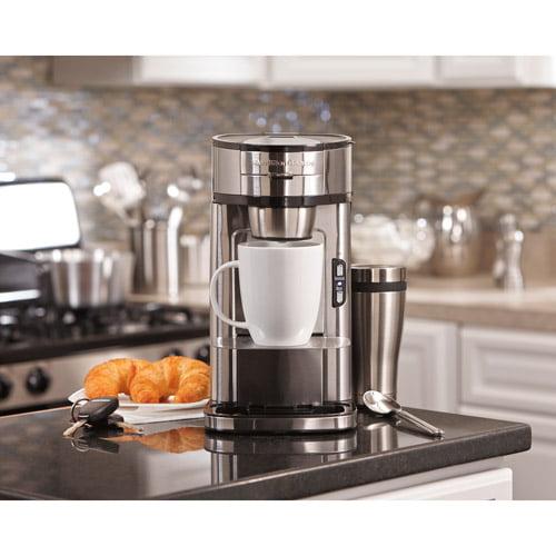 Hamilton Beach The Scoop Single Serve Coffee Maker | Model# 49981