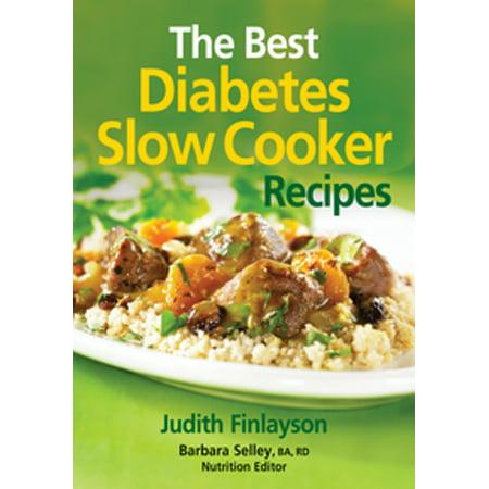 The Best Diabetes Slow Cooker Recipes - eBook
