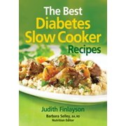 The Best Diabetes Slow Cooker Recipes - eBook