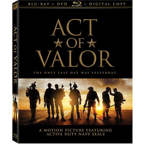 Act Of Valor (Blu-ray   DVD) (With INSTAWATCH) (Widescreen)