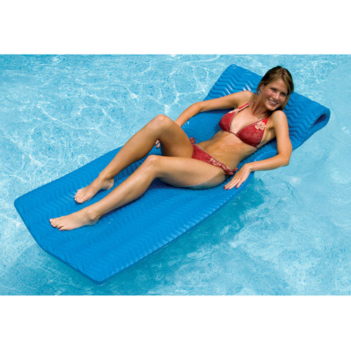 LifeSmart Floating Mat, Blue