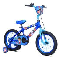 "Ryan's World 16"" Titan Boy's Bike, Blue"