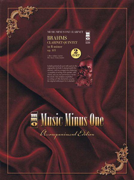 Brahms Clarinet Quintet in B Minor by