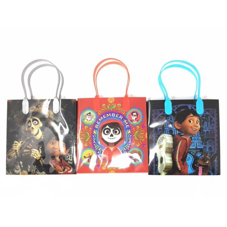 Disney CoCo Party Favor Gift Goodie Bag 12 Pack](Disney Gifs)