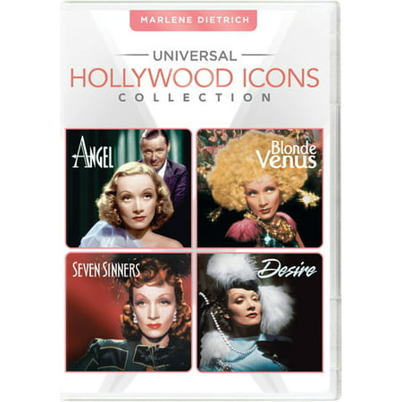 Universal Hollywood Icons Collection: Marlene Dietrich (DVD) - image 1 of 1