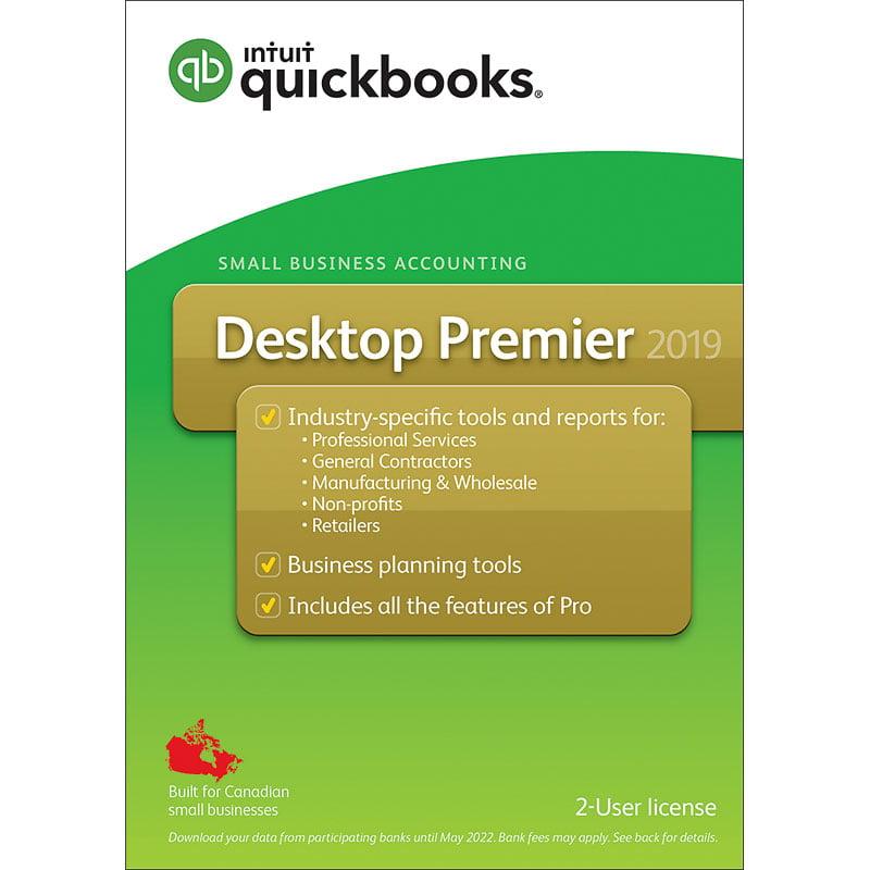 quickbooks desktop canadian version