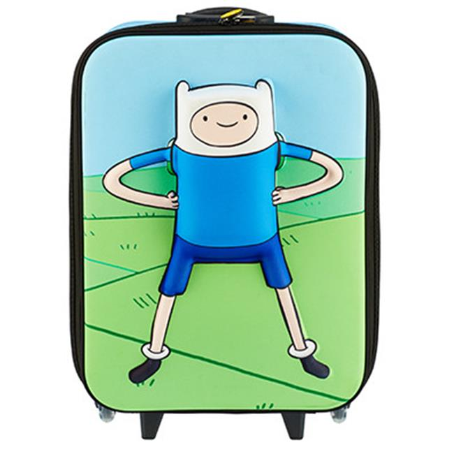 Adventure Time 3314 Finn Human 3D Carry, 18 inch