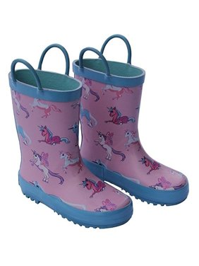 c9ee4eedc9fe2 Product Image foxfire fox-600-47-6 childrens unicorn rain boot
