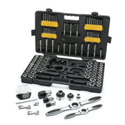 GearWrench 82812 114-Piece Large Combination Tap and Die Set