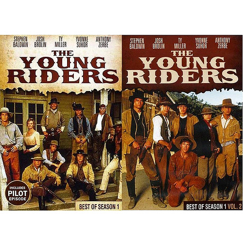 The Young Riders: Best Of Season 1 /The Young Riders: Best Of Season 1 - Volume 2 (Full Frame)