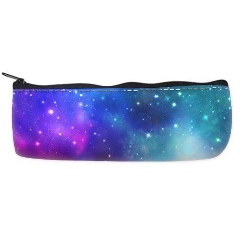 POPCreation Star School Pencil Case Pencil Bag Zipper Organizer Bag