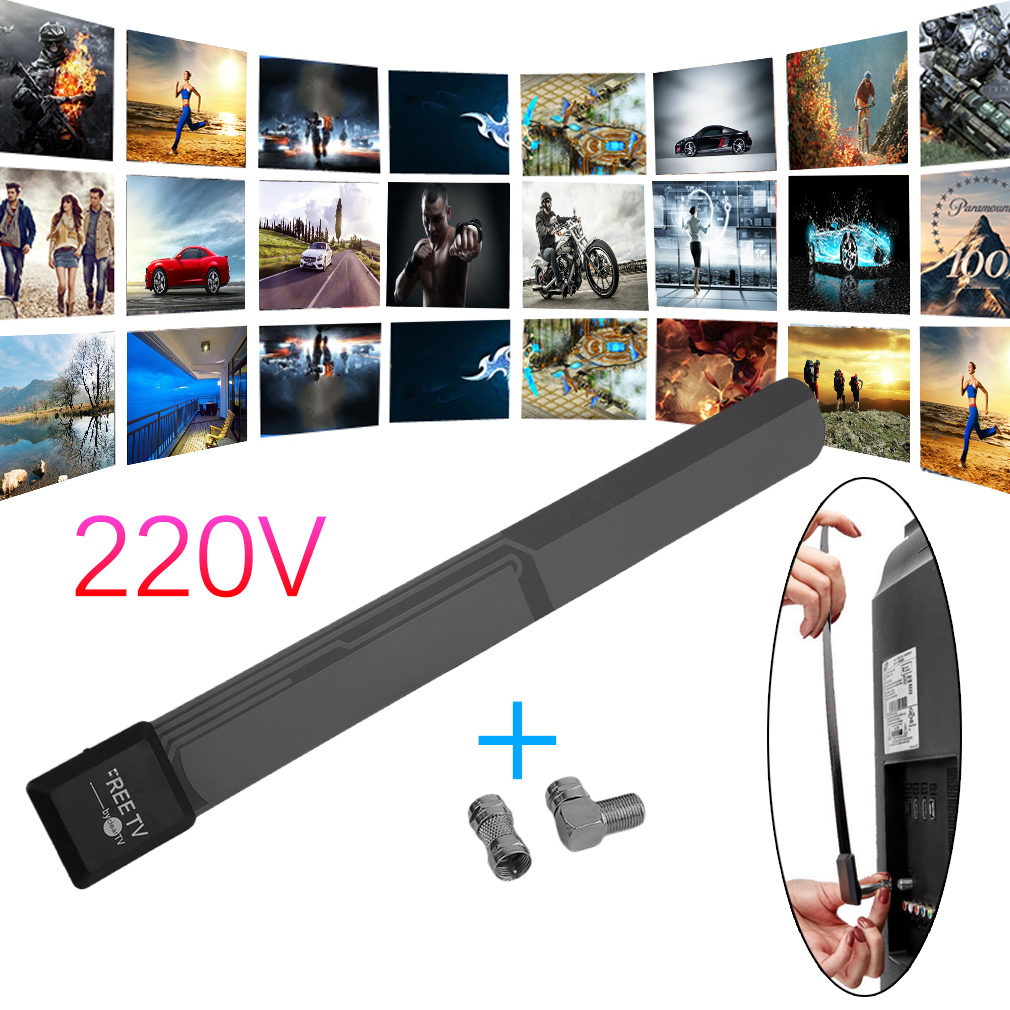 Clear TV Key HDTV FREE TV.Digital Indoor Antenna 1080p Ditch Cable As Seen on TV Freeway... by CNMODLE