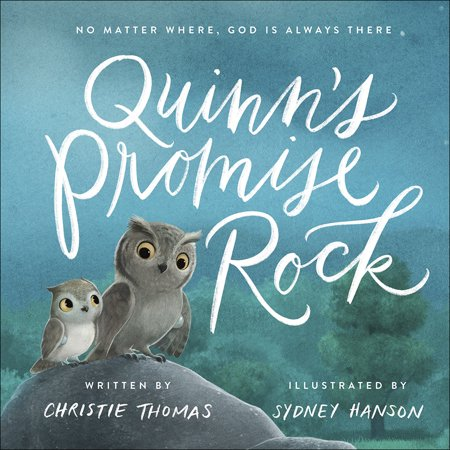 Quinn's Promise Rock : No Matter Where, God Is Always There (God Rocks Bibletoons)