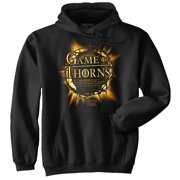 Christian Hooded Sweatshirt Game Of Thorns Jesus Cross Thrones Religion by Christian Strong