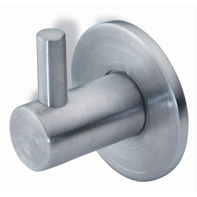 Siro 44-341 Stainless Steel Collection 27 mm. Fine Brushed Hook