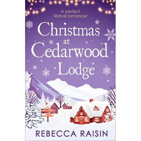 Winter At Cedarwood Lodge: Celebrations and Confetti at Cedarwood Lodge / Brides and Bouquets at Cedarwood Lodge / Midnight and Mistletoe at Cedarwood Lodge - eBook (Ftd Celebration Bouquet)