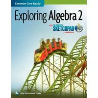 The Geometer's Sketchpad, Exploring Algebra 2