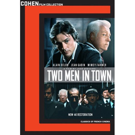 Two Men in Town (DVD) - Halloween Town French