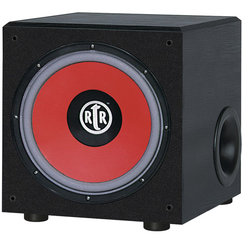 "BIC RtR-12S 12"" Front-Firing Subwoofer"