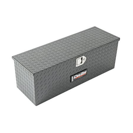 Dee Zee Black Tread Specialty Tool Box Universal Storage Dee Zee Brush Guard