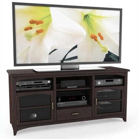 """CorLiving West Lake 60"""" TV Stand in Dark Espresso - image 1 of 3"""