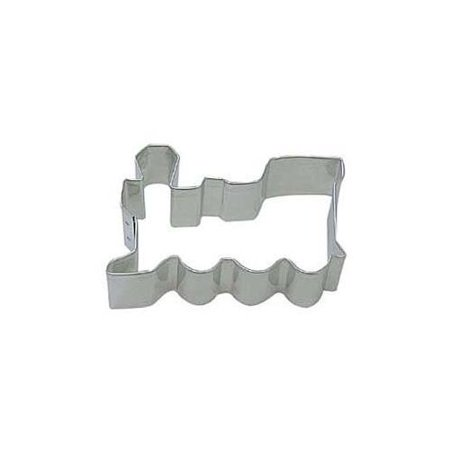 Thomas Train Party Favors (RM Locomotive Train Engine Metal Cookie Cutter for Baking / Birthday Party Favors / Scrapbooking)