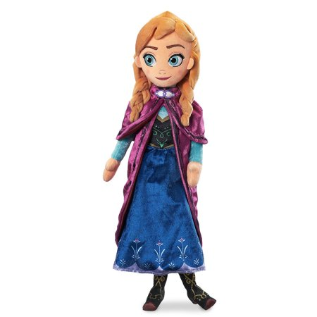 Disney Frozen Anna Medium Plush New with Tags