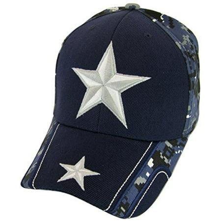 Dallas Texas Silver Star Camouflage Men