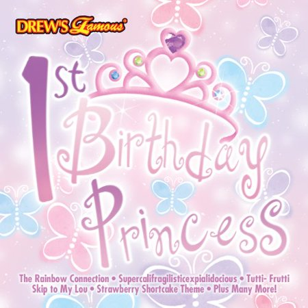 1st Birthday Princess - Princess First Birthday