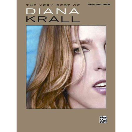 The Very Best Of Diana Krall  Piano  Vocal  Chords